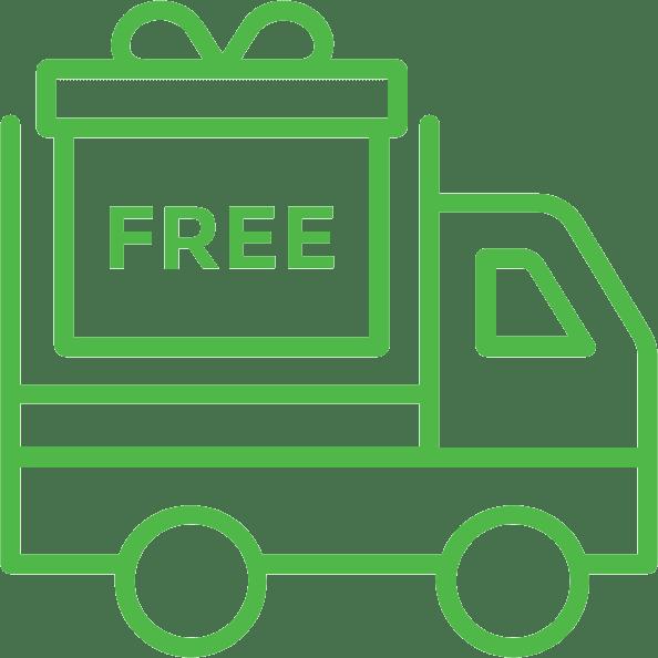 Livraison gratuite à partir de 49 €